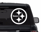Pittsburgh STEELERS decal sticker  for car truck laptop ANY COLOR die cut vinyl on eBay