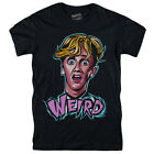 WEIRD SCIENCE T-shirt Anthony Michael Hall,Kelly LeBrock 1985 vhs blue ray disc