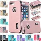Shockproof Heavy Duty Full Body Case Cover Defender For Apple iPhone 6 6S 7 Plus