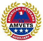 Man Home Decor Amvets Veterans Auxiliary Sticker Military Armed Forces Amvet M604 Los Angeles Home Decor