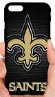 NEW ORLEANS SAINTS NFL PHONE CASE FOR iPHONE XS MAX XR X 8 7 6S 6 PLUS 5 5S 5C 4 $14.88 USD on eBay