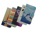 For Alcatel NOKIA LG HTC VODAFONE PU Leather case card phone cover Wallet