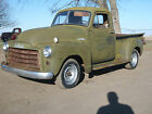 1952+GMC+NEBRASKA+ORDINANCE+PLANT+TRUCK+MILITARY+ORDERED+BASE+TRIM