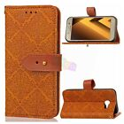 Mural Leather Stand Wallet Phone Case Card Holder For Sansung  Cell Phone