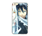 Noragami Seven phone shell case for Iphone 5s /5c/6/4s AS66 Gift