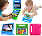 Kids Shockproof Foam Bumper Case Cover With Stand Handle For Ipad Air 2 Mini 2 4