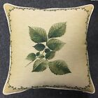 Leaf Design No 3 Tapestry Cushion Cover Sham