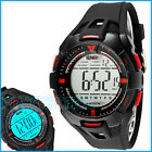 OCEANIC Men's Watch – LCD Display, Multifunction, High Quality, WR100M