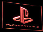 Playstation 3 neon led sign PLS3 game room decor geeky home gift