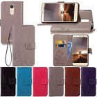 For Lenovo K6/K6 Note/K6 Power Luxury Leather Wallet Card Kickstand Case Cover
