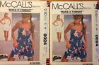McCall's 8024 Misses Camisole, Skirt & Culottes Size 6 & Size 8  OOP