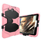 Shockproof Stand Tablet Case Full Protection For Samsung Galaxy Tab E 8.0 / 9.6