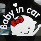Window Signs Auto Baby On Board Car Sticker Baby In Car Decal Truck