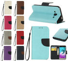 Leather Personalised Color Flip Wallet Case & Hand Rope for Samsung J5 2016 J510