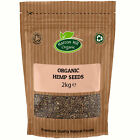 Organic Whole Hemp Seeds Certified Organic