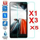 5Pcs 9H Real Premium Tempered Glass Film Screen Protector Cover For Lenovo New