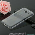 Crystal Clear Shockproof Slim Back Case Coverage For Samsung Galaxy S8 / S8 Plus