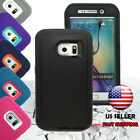 For Samsung Galaxy S6 Edge Protective Shockproof Camo Rugged Hybrid Rubber Case