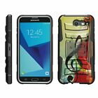 For Samsung Galaxy J7 (2017) / J7V / J7 Sky Pro / J7 Perx Holster Belt Clip Case
