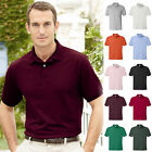 Hanes Golf Tee  Blended Jersey Sport Shirt Mens Polo golf shirt from S-3XL 054X