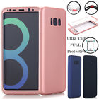 Galaxy S8 Plus Ultra Thin Shockproof Case Soft TPU Bumper Full Cover For Samsung