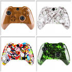 Custom Pattern Full Housing Shell Buttons for Xbox One Controller W/3.5 mm Jack