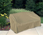 Waterproof Outdoor Sofa Patio Furniture Three-Seat Oversized Cover Protection