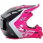Fly Racing F2 Pure Carbon MX Helmet Pink