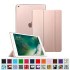 Fintie For iPad 2/3/4 Case Smart Shell Translucent Frosted Back Cover Wake Sleep