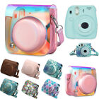 For Fujifilm Instax Mini 8 9 8+ Instant Camera PROTECTIVE Case Cover Bag Strap