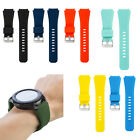 Silicone Bracelet Strap Watch Band For Samsung Gear S3 Frontier Classic L Size