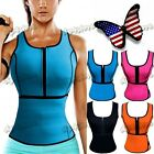 Tank Top Sweat Loss Weight Cincher Sauna Suits Shapers Thermo Tummy Control Vest