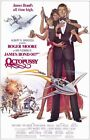 Octopussy JAMES BOND FILM MOVIE  METAL TIN SIGN POSTER WALL PLAQUE £12.99 GBP on eBay