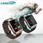 Smart watch G1 Sync Notifier Support Sim Card Bluetooth iphone Android PKGV18