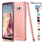 For Samsung Galaxy S8+ Plus Case Hard Hybrid Shockproof Impact Armor Phone Cover