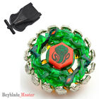 Beyblade Metal Fusion Masters + Professional Black AutoRetract String Launcher