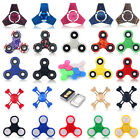 Lot Colorful Hand Spinner Tri-Fidget Aluminum Ball Desk Toy EDC for Kids/Adults