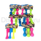 BULK ASSORTED PET PUPPY DOG SOFT RUBBER CHEW FETCH TEETHING AID TOYS