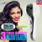 PRO Perfect LCD Salon Automatic Anion Hair Curler Curling Roller Styling UK Plug