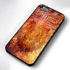 LION GRYFFINDOR POTTER RUBBER PHONE CASE COVER FITS IPHONE 4 5 6 7 (#BR)