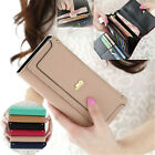 Kyпить UK Large Capacity Purse Clutch Wallet Car Holder Case Coin Set PU Leather Womens на еВаy.соm