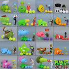 Plants VS. Zombies Action Figure PVZ Pea Shooter & Zombie Set Kids Game Toy Doll