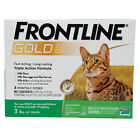 FRONTLINE GOLD FOR DOGS Triple Action Formula Kills Fleas & Ticks 3 Month Supply