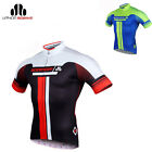 Sobike Cycling Sport Short Sleeve Comfortable Full-Ripper T-Shirts With pocket