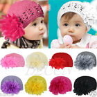 Infant Baby Hair Headwear Girl Flower Toddler Headband Hair Band Headwear Hat