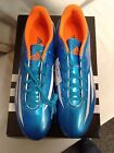 ADIDAS MEN'S  F5 TRX FG SOLAR BLUE SOCCER CLEATS NWB