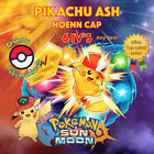 Pokémon SUN & MOON – PIKACHU ASH EVENT HOENN CAP - 6IVs - 100% LEGIT - OFFER