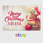 Kyпить eBay Digital Gift Card - Holiday Parents - Merry Christmas Mom - Email Delivery на еВаy.соm
