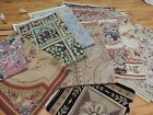 4x6 small rugs French Aubusson Style Needlepoint Oriental Area rug door mat