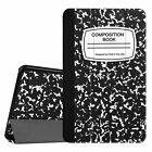 For Samsung Galaxy Tab A 10.1 SM-T580 SlimShell Case Stand Cover Magnetic Close